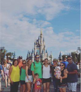 family trip to MK
