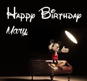 happy bday mary