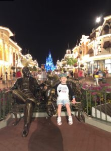 5th birthday at Magic Kingdom